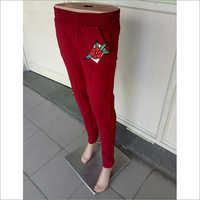 Ladies Cotton Stretchable Ladies Pant