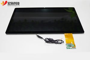 21.5 inch capacitive touch panel Open frame lcd panel screen monitor for industrial machine