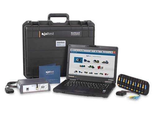 Highway Equipment Diagnostic Scanner