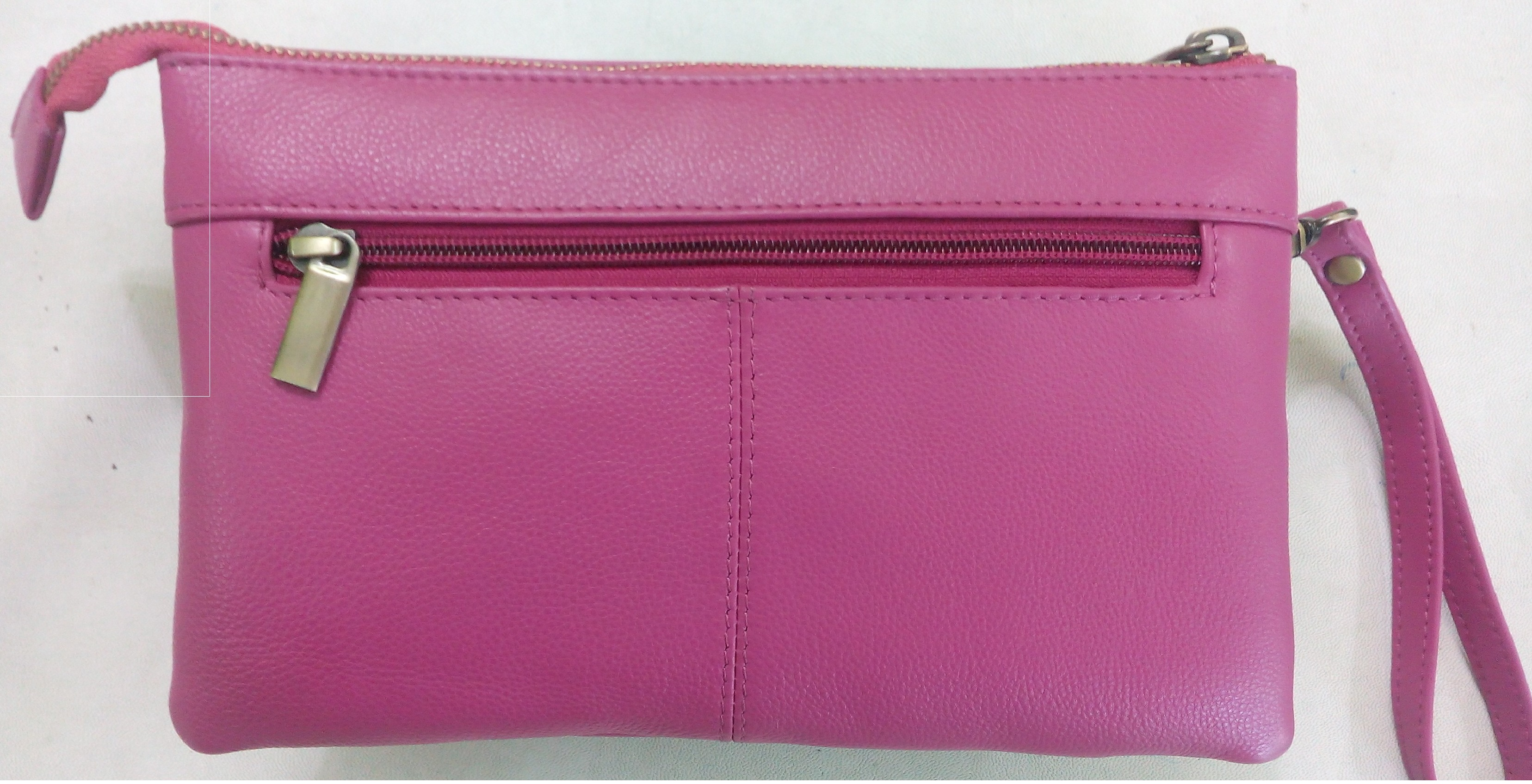 Leather Stylish Clutch Bag