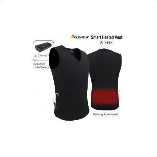EH-V-107 ELEHEAT Battery Powered 5V Heated Vest