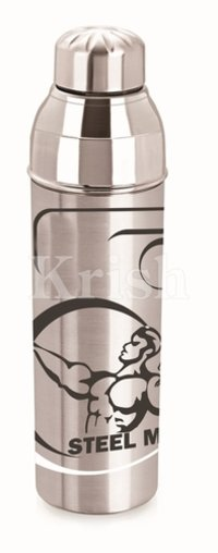Insulated Water Bottle - Steelman