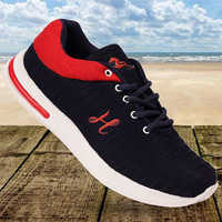N.Blue Red Comfort Casual Shoes