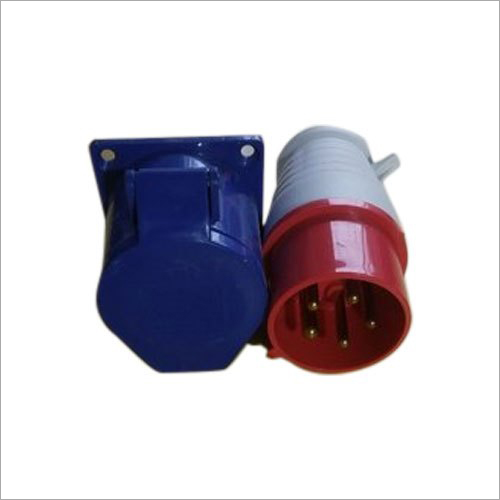Industrial Plastic Plug And Socket