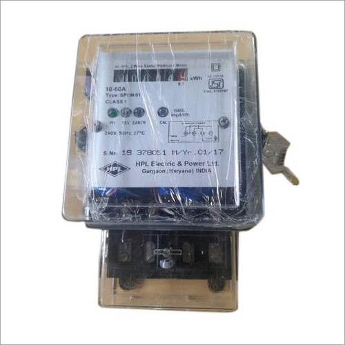 HPL Electric Meter