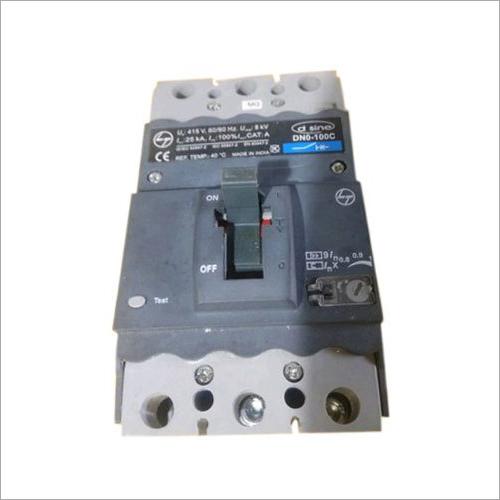 L&T MCCB Circuit Breaker