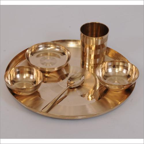 Bronze Plate Set