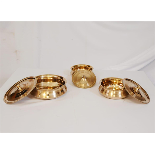 Bronze Handi Set