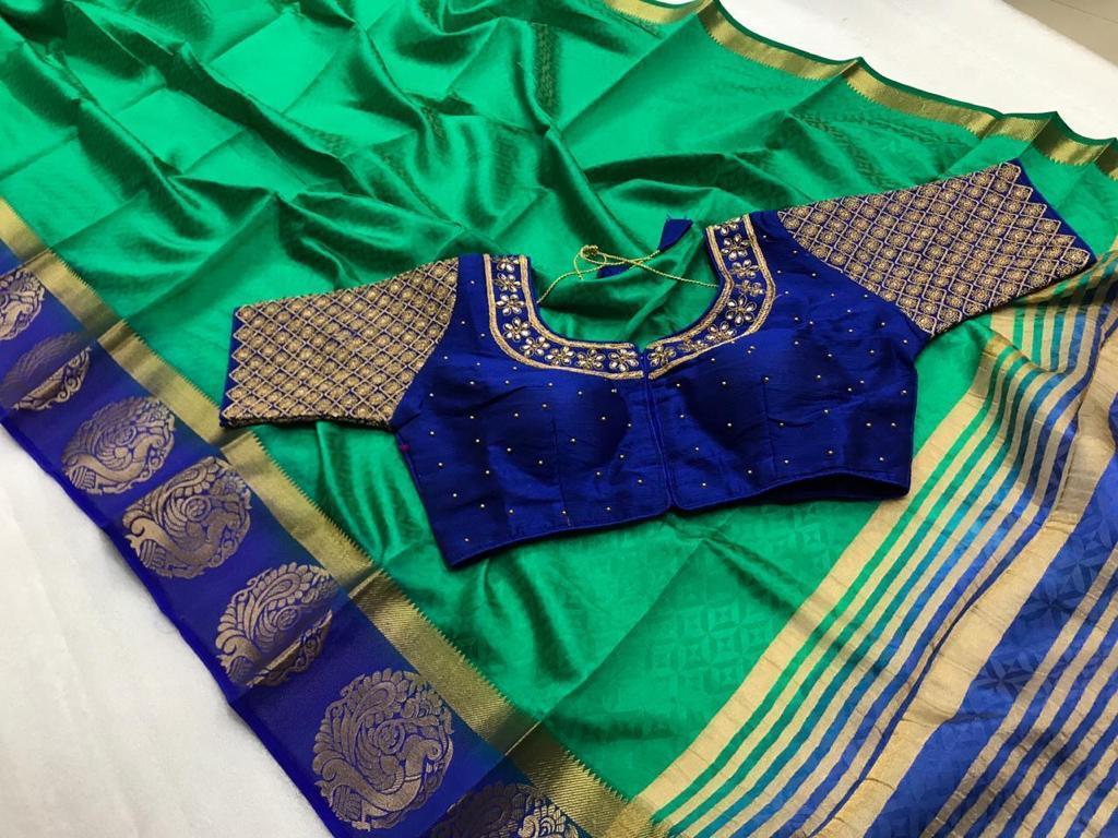 FESTIVE SEASON SAREE