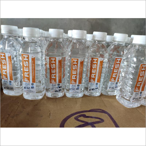 1 Litre Mineral Water Bottle