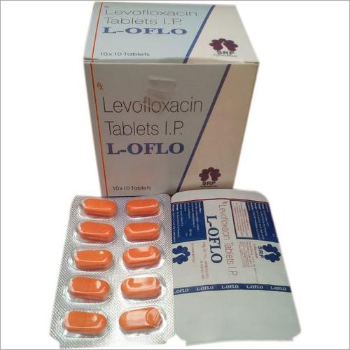 Levofloxacion Tablet