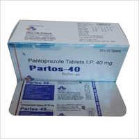 40 mg Pantoprazole Tablets IP