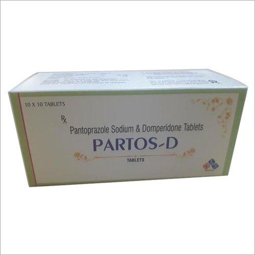 Pantoprazole Sodium And Domperidone Tablets