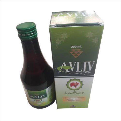 200 ML Avliv Syrup