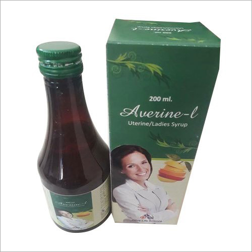 200 ML Uterine Ladies Syrup