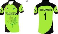 Promotional Sublimation Cricket Jersey