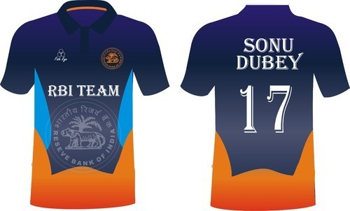 Promotional Cricket Tournament Jersey
