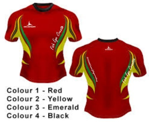 Promotional Cricket Jersey