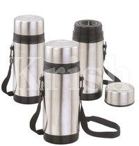 Dum Flask with Belt