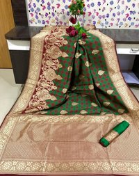 Banarsi designer saree