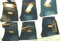 Branded OG Customs Seized Jeans