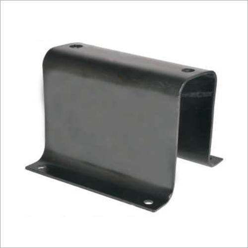 Black Sheet Metal Component