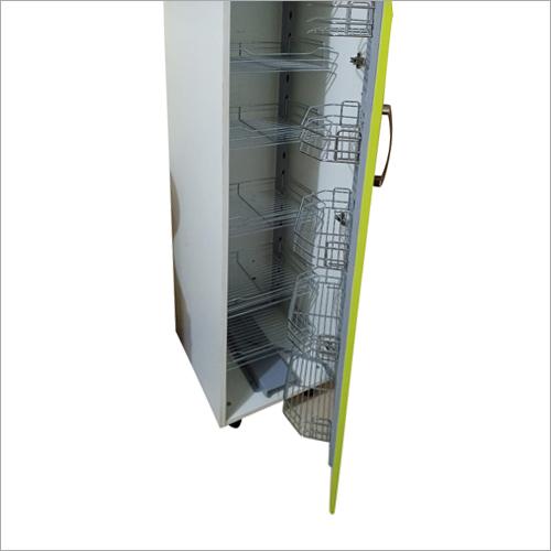 Modular Wooden Tall Cabinet