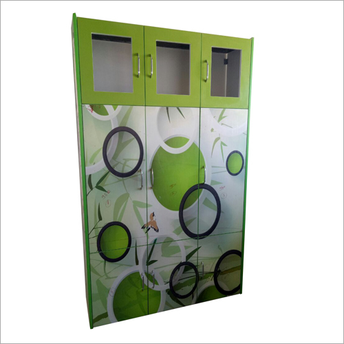 Modular Printed Cabinet