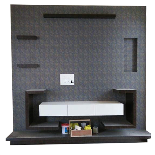 Wallpaper TV Unit