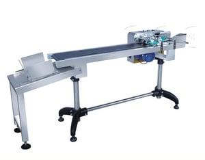 Automatic Friction Feeder Conveyor for Inkjet Printing