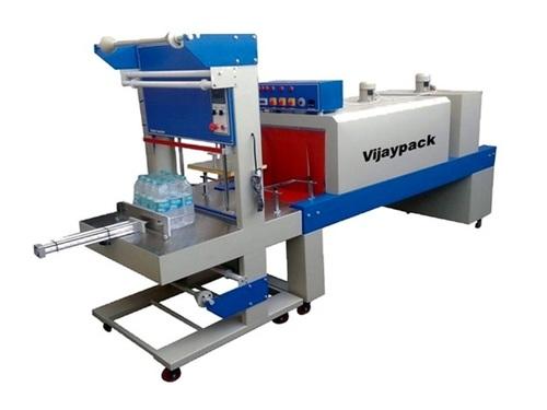 Semi Auto Sleeve Wrapper VPWS 6540 E + VPST 5540 E