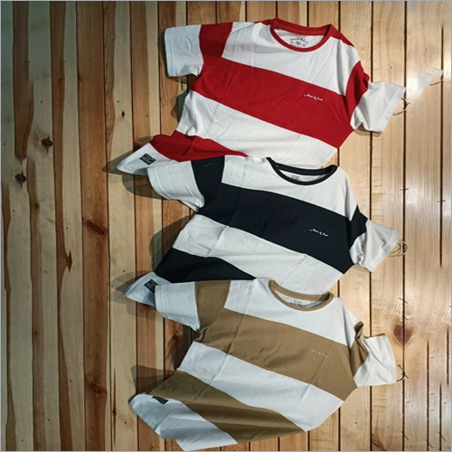 Mens Multicolor T-shirts