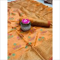 RAMAYA COTTON WEAVING SAREE