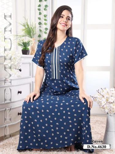 Designer REYON Nighties