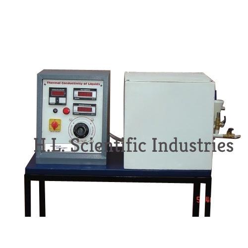 Thermal Conductivity Apparatus of Liquids