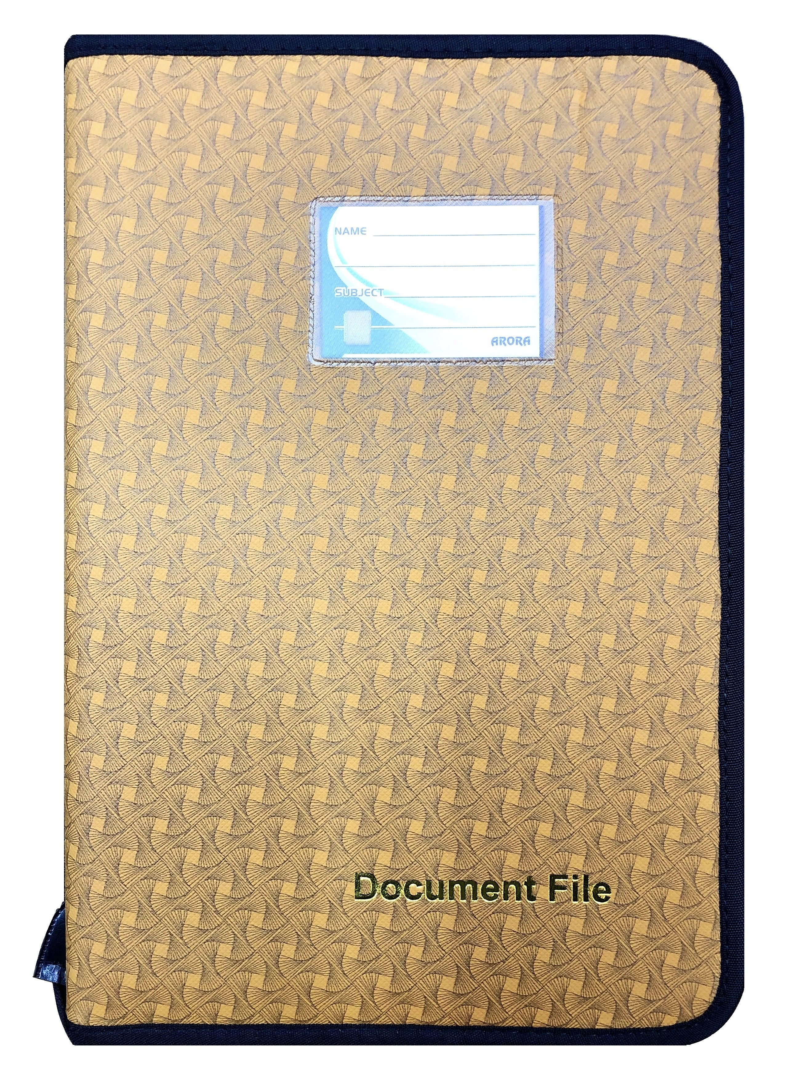 Printed Document File Folder, B4 Size