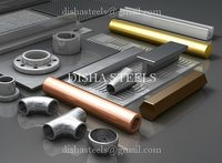 Stainless steel spectacle flange