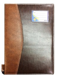Leather Document Folder, B4 Size