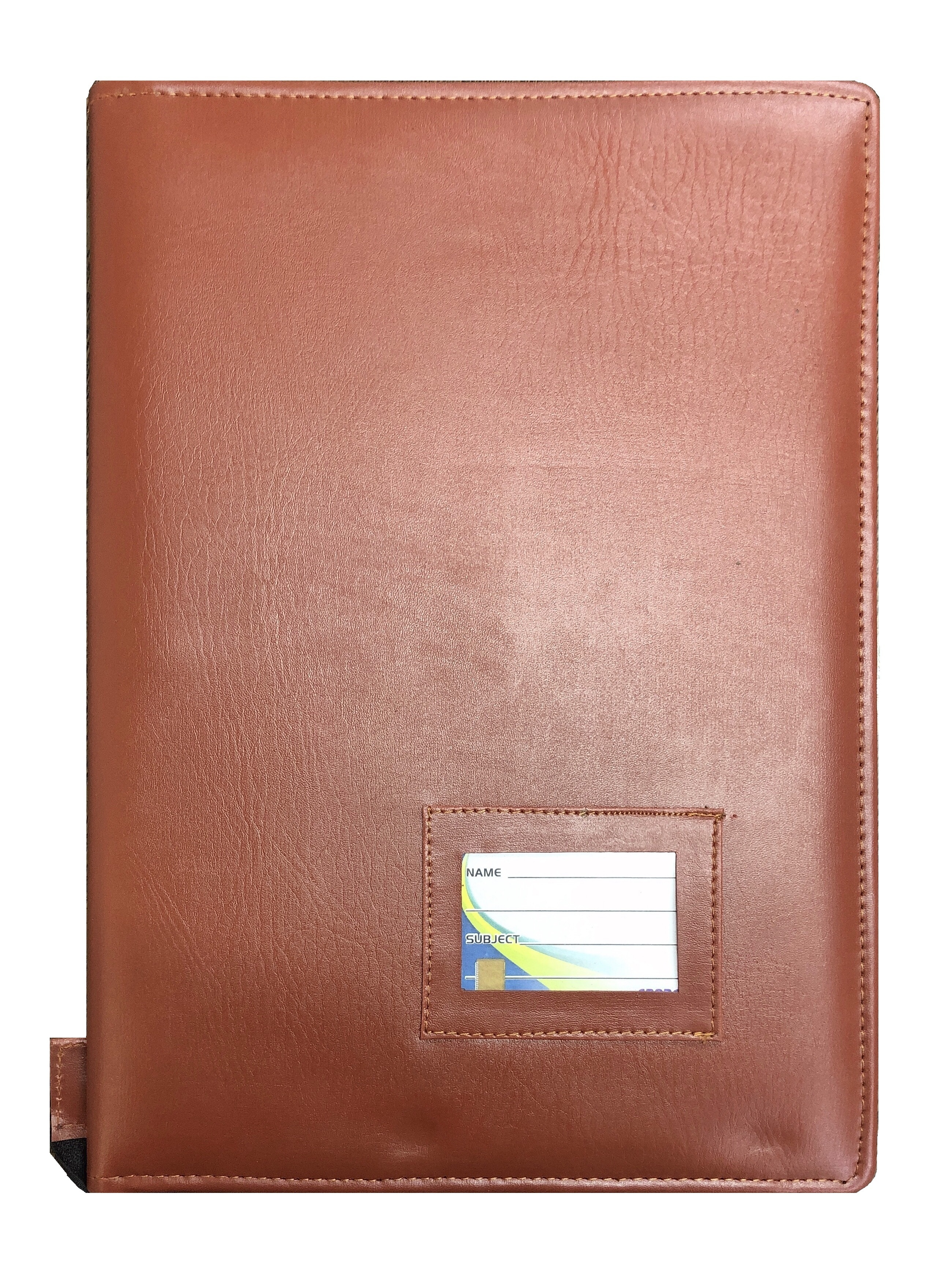 Leather Conference Folder, F/S Size