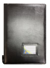 Leather Conference Folder, B4 Size