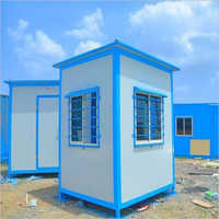 Puf Portable Security Cabin