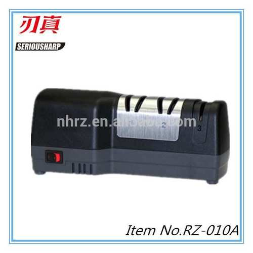 Advanced 3 stage electric Knife Sharpener