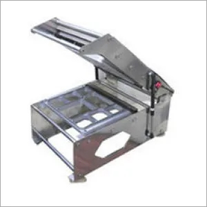 Semi Automatic 8 Box Thali Sealing Machine
