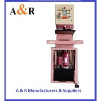 Hydraulic Slipper Making Machine