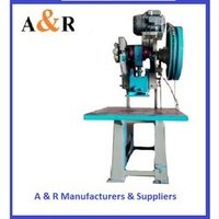 Semi Automatic Hawai Chappal Making Machine