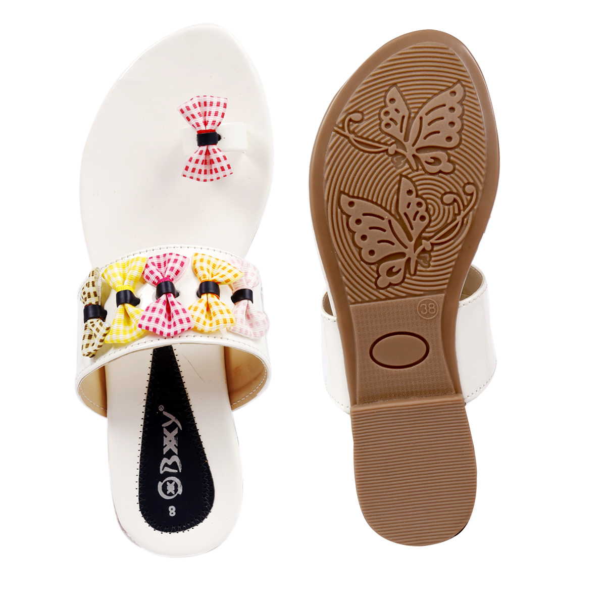 Ladies Non Leather Sandals