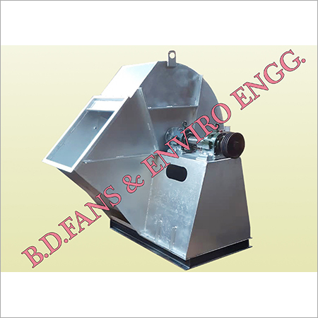 Secondary air fan (SA Fan)