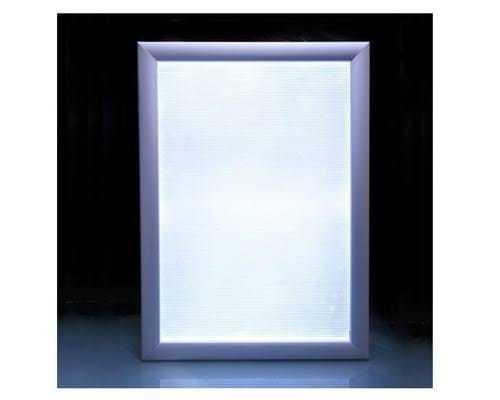 LED Aluminum Acrylic Photo Frame
