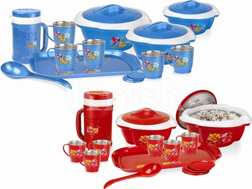 Delight Family Set - 18 Pcs