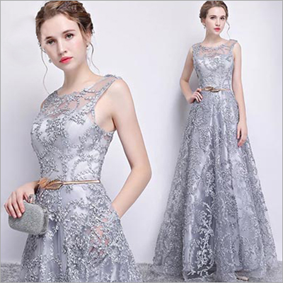 Party Wear Designer Gown